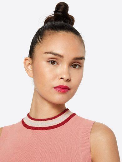 Top« Rosa Collar Review »rib Stehkragenpullover wknP80O