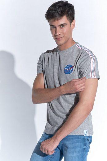 COURSE T-Shirt NASA-Logo