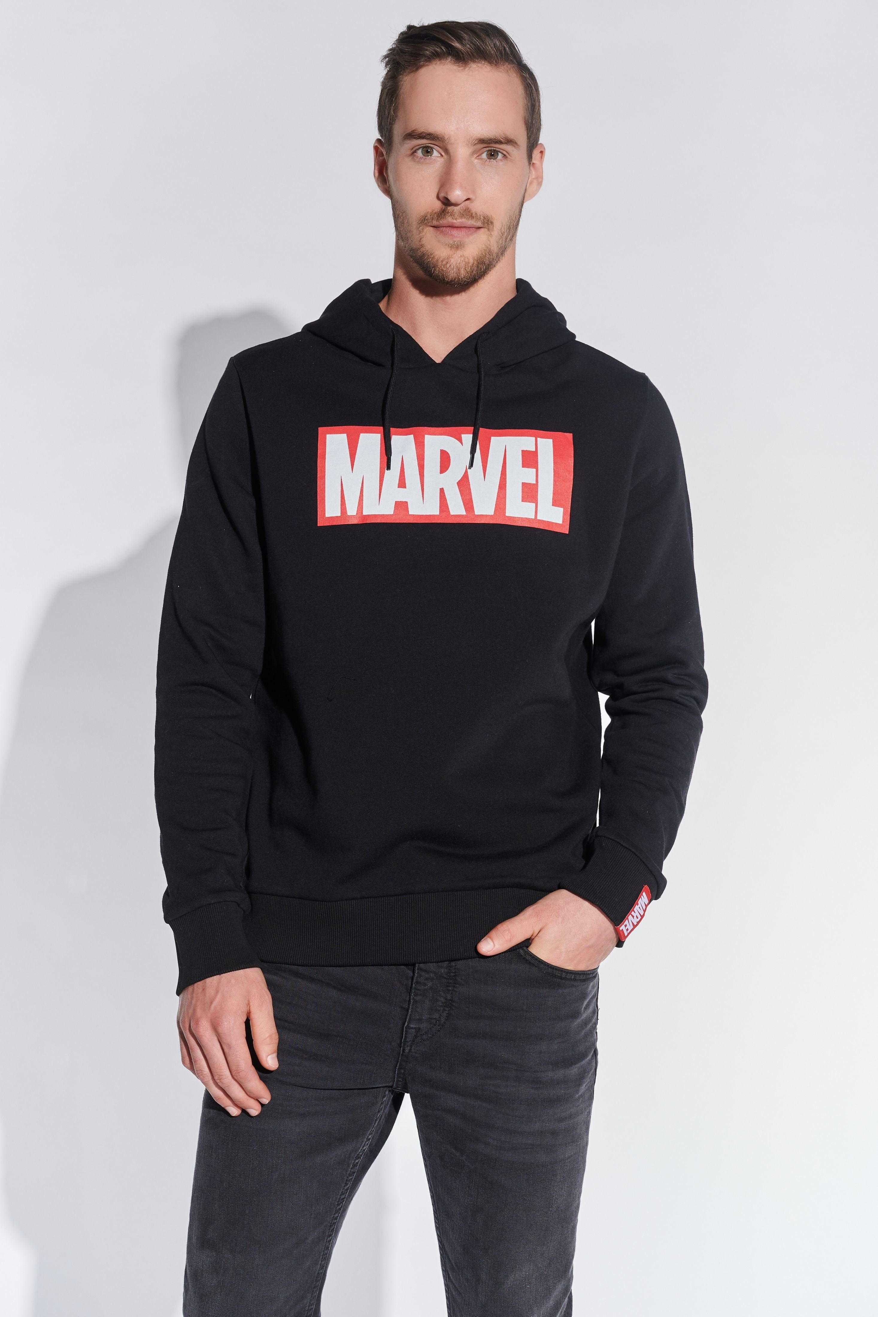 COURSE Hoodie Marvel Logo