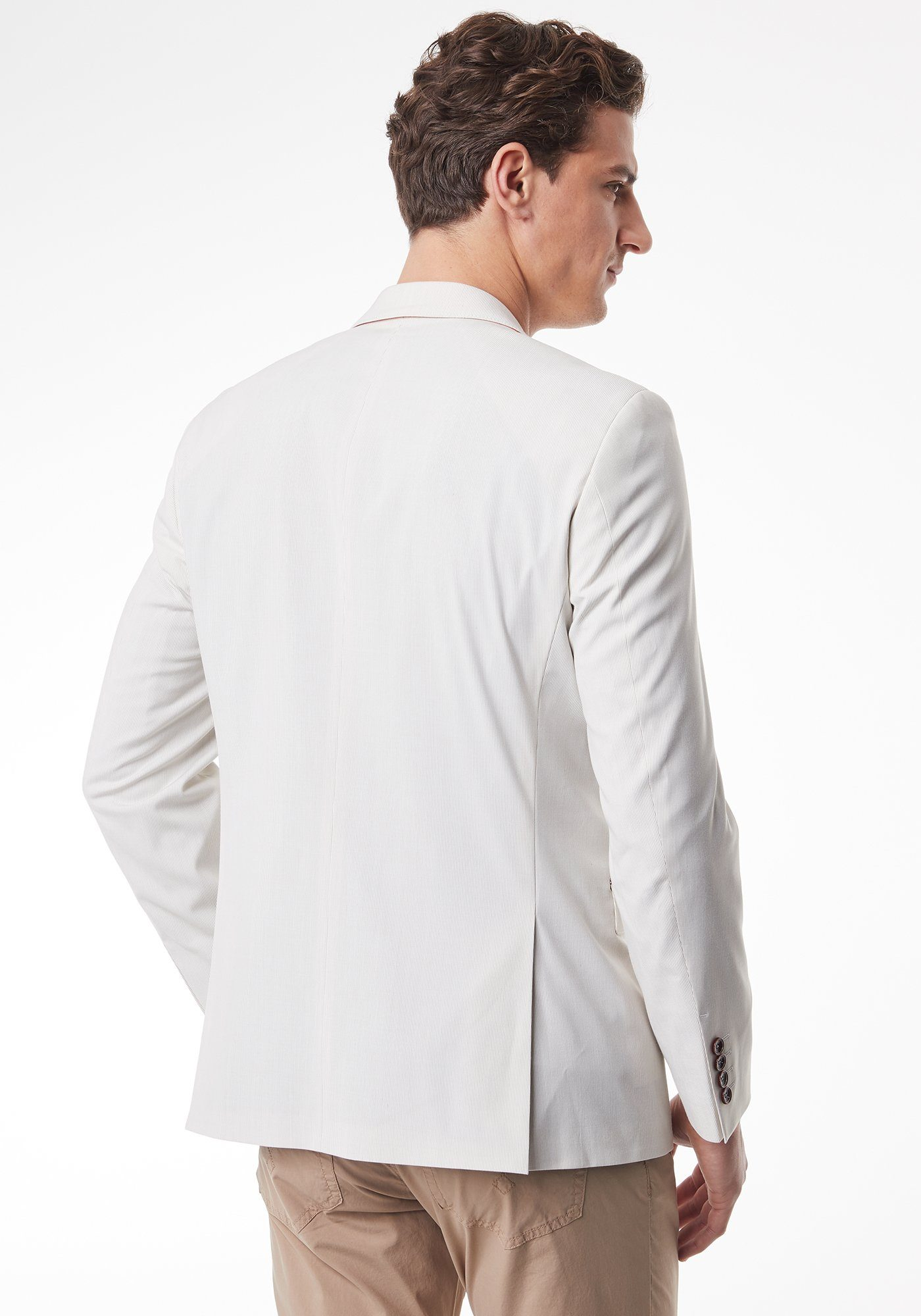 Kaufen SakkoGestreiftRegular Online Fit »nicolas Pierre Cardin Airtouch« w8nmN0
