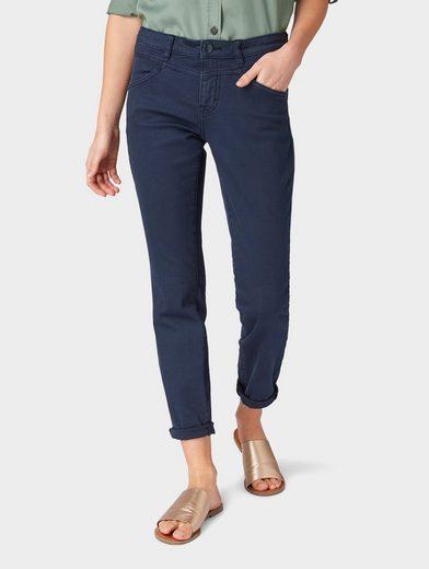 TOM TAILOR Slim-fit-Jeans »Alexa Slim Ankle Jeans«