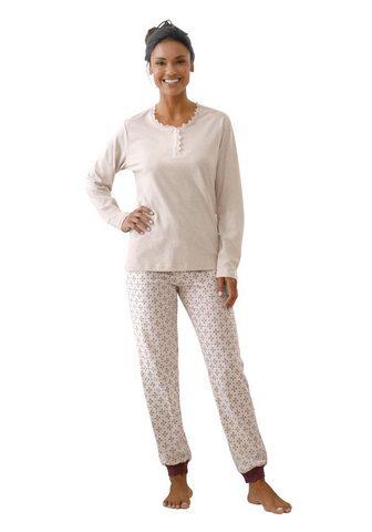 wäschepur Wäschepur pižaminės kelnės