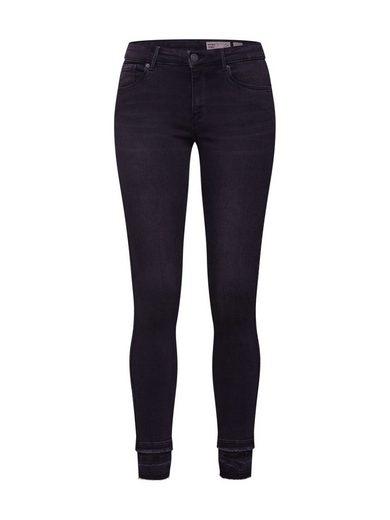 Vero Moda Skinny-fit-Jeans »VMTERESA MR SKINNY DOUBLE HEM JEA VI108«
