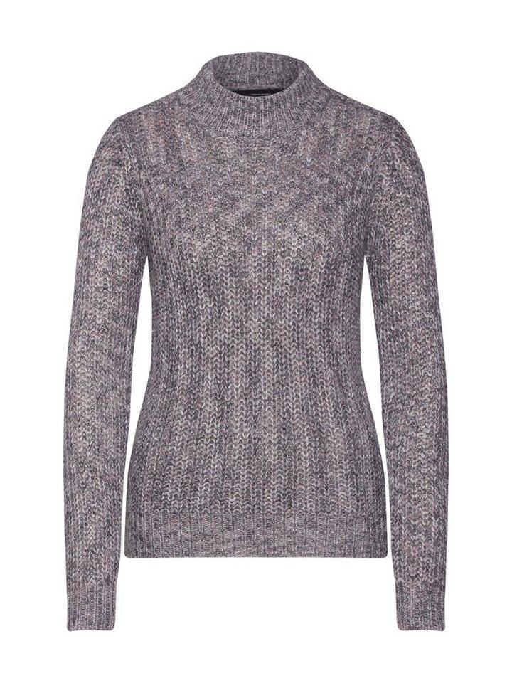 Vero Moda Stehkragenpullover »BLOT« | Bekleidung > Pullover > Stehkragenpullover | Grau | Vero Moda