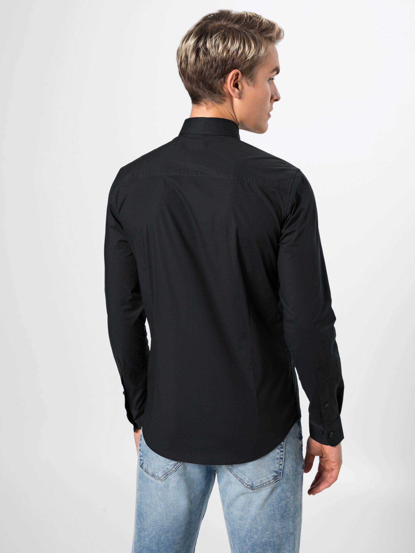 »shirt Tyler Solid Ls« Langarmhemd Solid Langarmhemd 0xBdt0