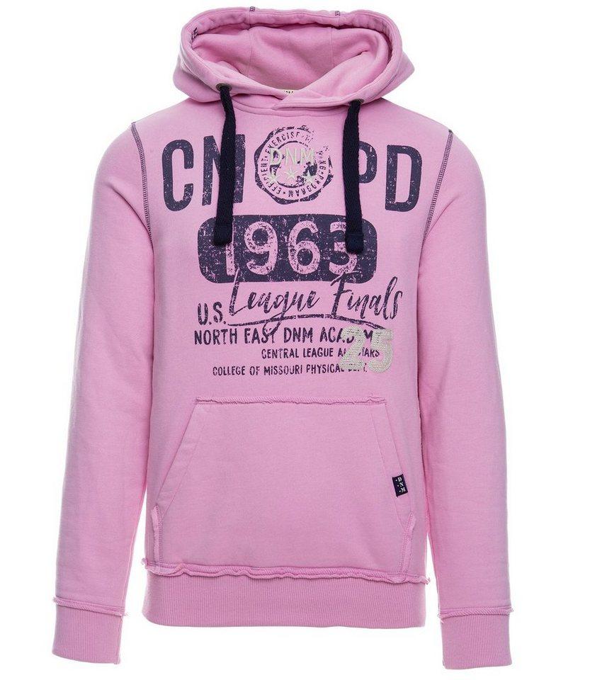 top fashion super cheap wholesale CAMP DAVID Kapuzensweatshirt mit angerauter Innenseite, Kapuze mit Zugband  online kaufen | OTTO