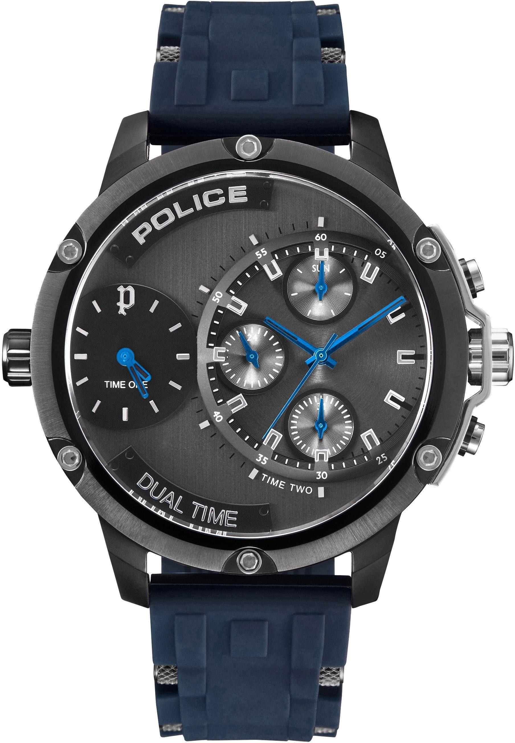Police Multifunktionsuhr »NEGARA, PL15660JSU.61P«