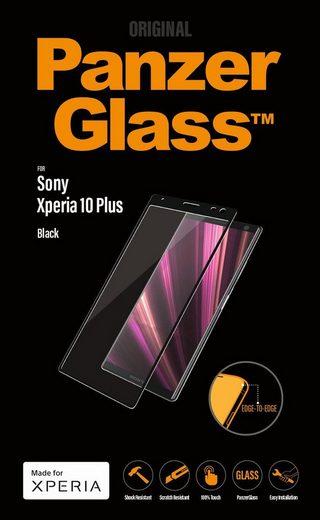 """Panzerglass Schutzglas »""""Edge-to-Edge"""" für Sony Xperia 10 Plus«"""