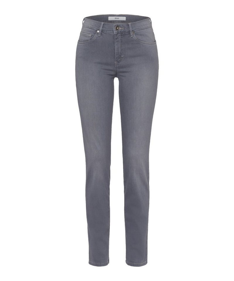 Brax Röhrenjeans »Style Shakira« | Bekleidung > Jeans > Röhrenjeans | Grau | Brax