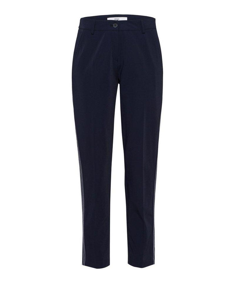 Brax Caprihose »Style Maron« | Bekleidung > Hosen > Caprihosen | Blau | Polyamid | Brax