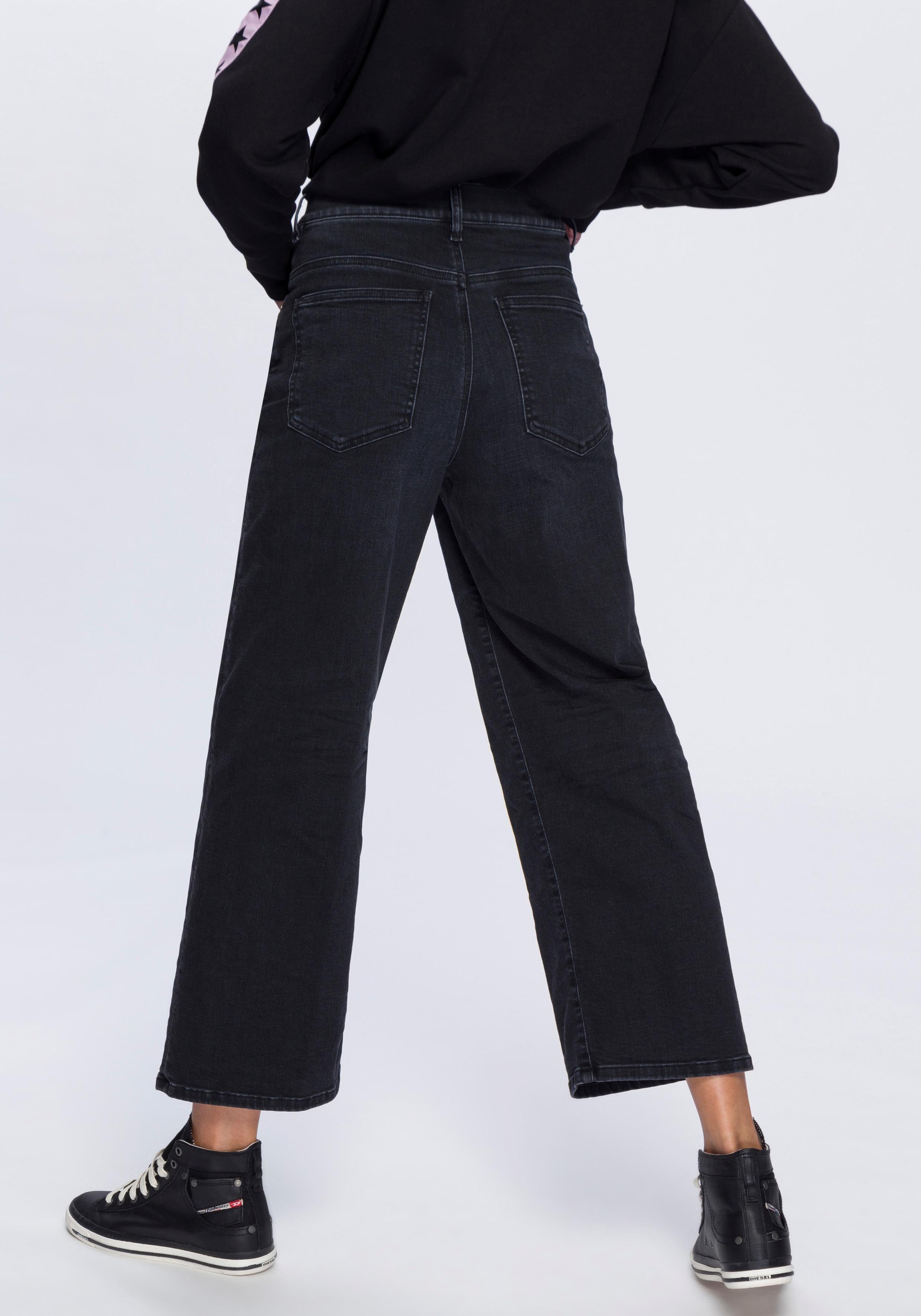 Diesel High-waist-Jeans »Widee« mit Stretch