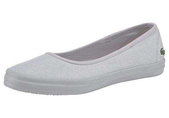Lacoste »ZIANE BALLET 319 1 CFA« Sneaker Ballerinas