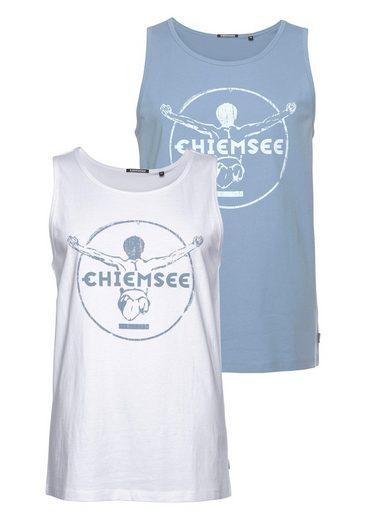 Chiemsee Tanktop (2-tlg., 2er-Pack)