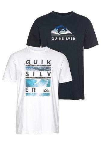 QUIKSILVER Marškinėliai »STACKSWELL FLXPA M TEES«...