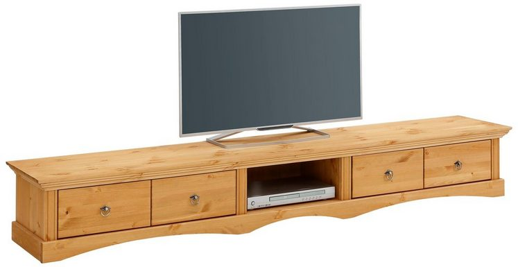 Home affaire Lowboard »Sandy«, Breite 228 cm