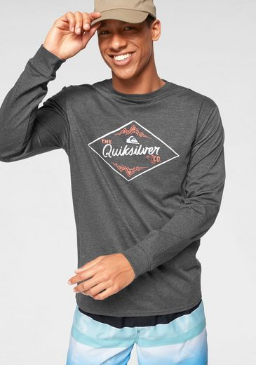 Quiksilver T-Shirt »CALIF WOUNDS LS«