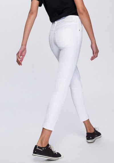 BRAX Jeans 'Shakira S' Saumabschluss mit Schlitz und