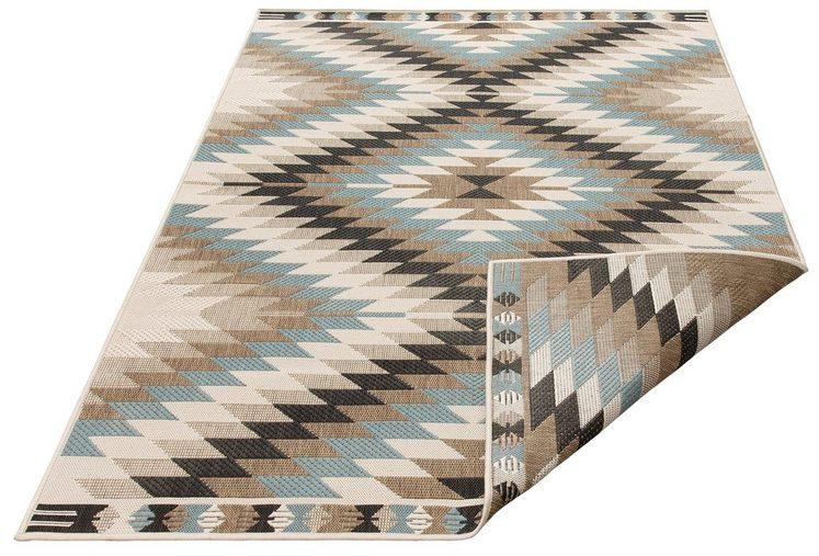 Teppich »Antim«, Home affaire, rechteckig, Höhe 5 mm, Sisaloptik, beidseitig verwendbar