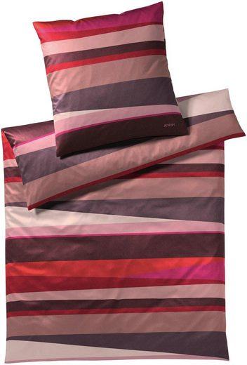 Bettwäsche »Bright«, Joop!, mit Streifen