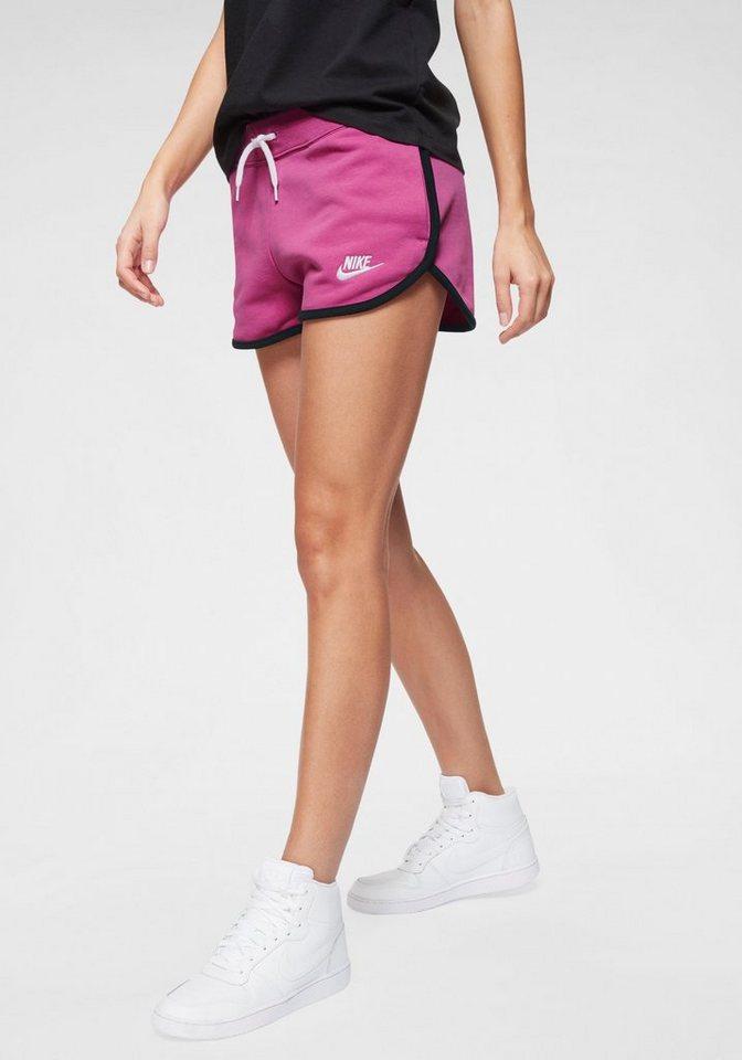 Nike Sportswear Sweatshorts »W NSW HRTG SHORT FLC«   Sportbekleidung > Sporthosen > Sportshorts   Rosa   Nike Sportswear