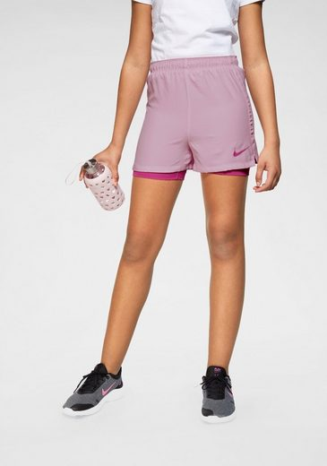 Nike Funktionsshorts »GIRLS NIKE DRY FIT 2IN1 SHORT«