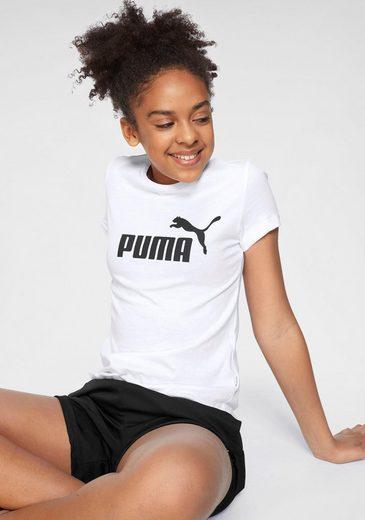 PUMA T-Shirt »ESSENTIAL TEE GIRLS«