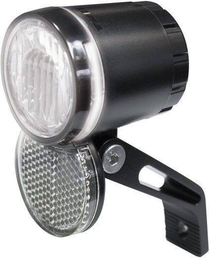 Trelock Fahrradbeleuchtung »VEO 20 LUX Dynamo Frontleuchte mit Halterung«
