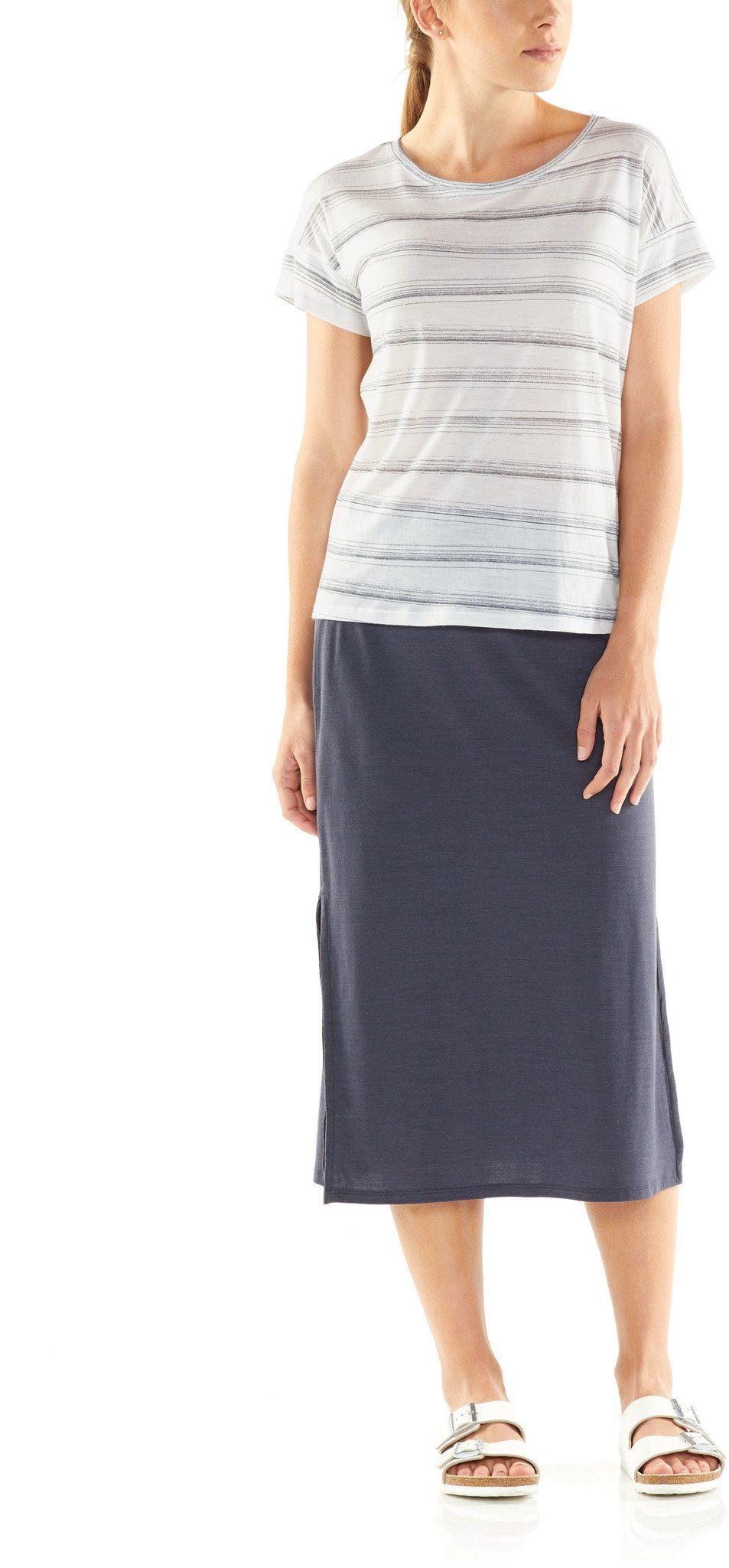 Women« »yanni Midi Kaufen Icebreaker Hose Skirt 7bfgy6