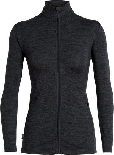 Icebreaker Outdoorjacke »Victory LS Zip Jacket Women«