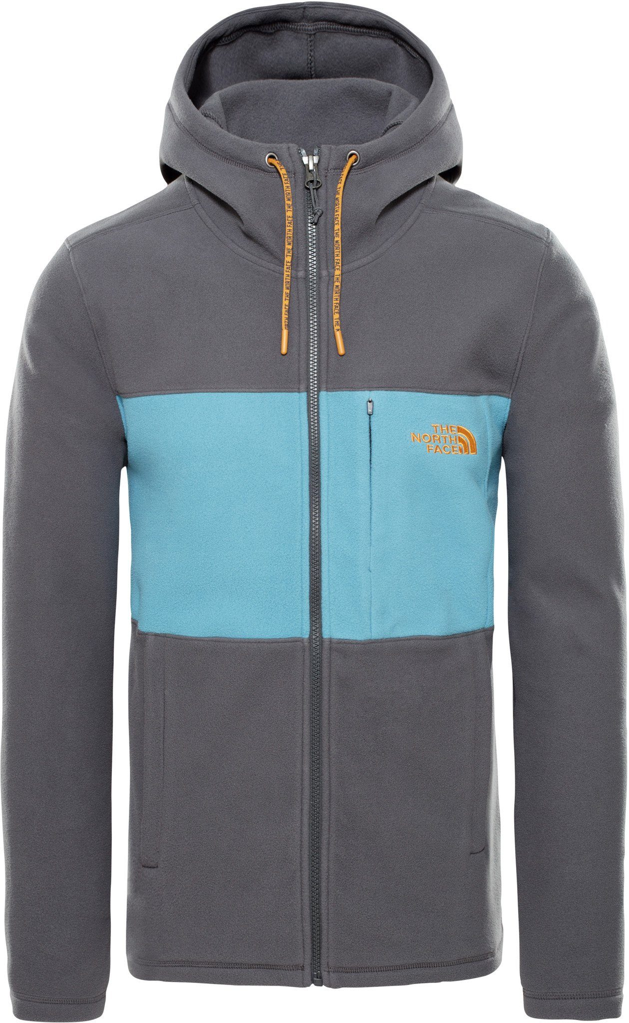 The North Face Outdoorjacke »Blocked TKA 100 Full Zip Hoody Men«