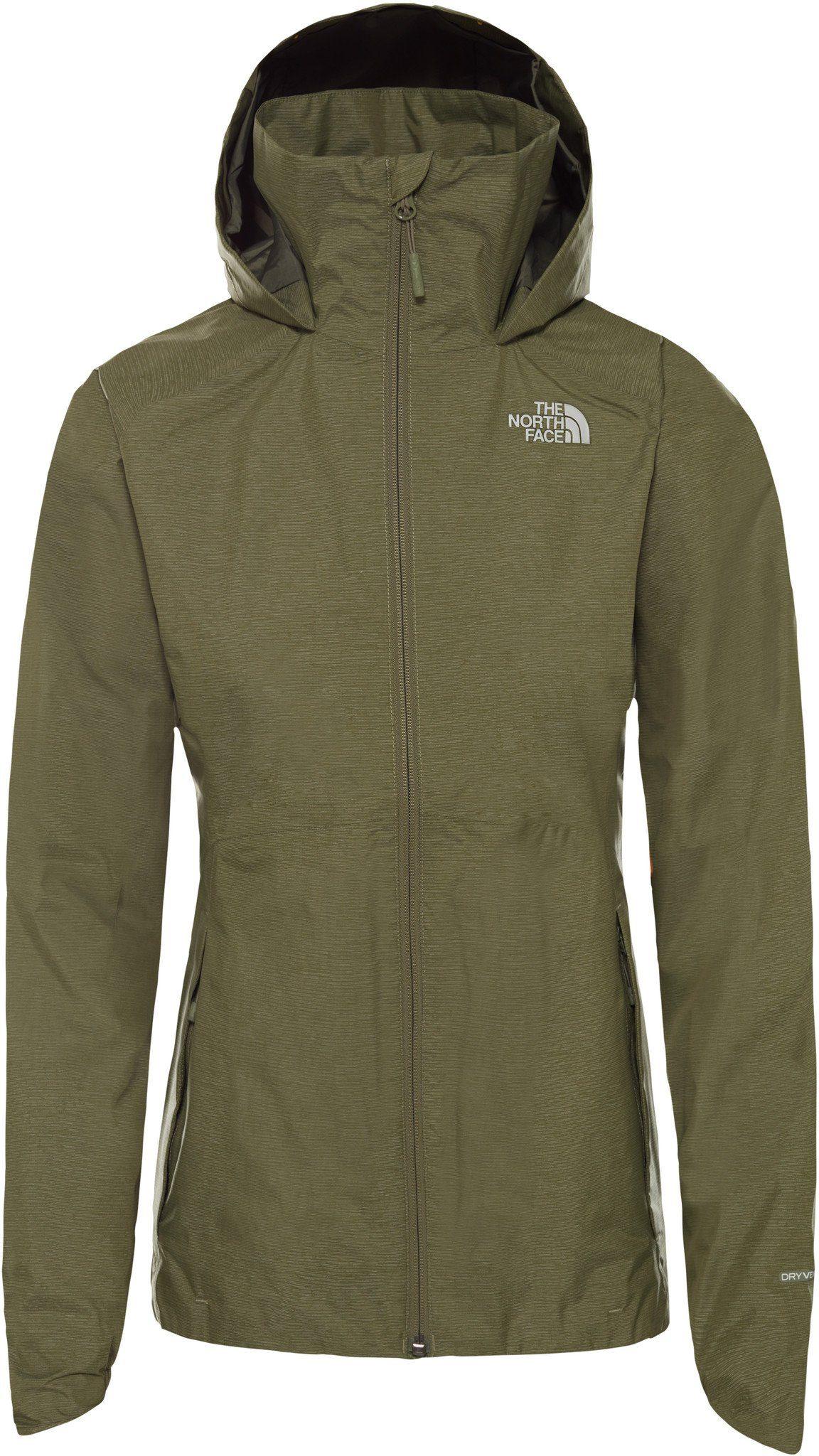The North Face Outdoorjacke »Inlux Dryvent Jacket Women« online kaufen   OTTO