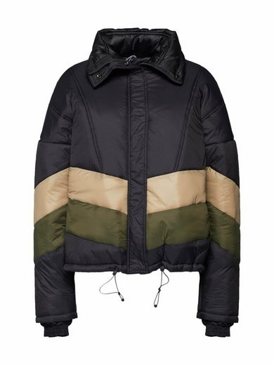 REVIEW Steppjacke »CROPPED RAPPER«