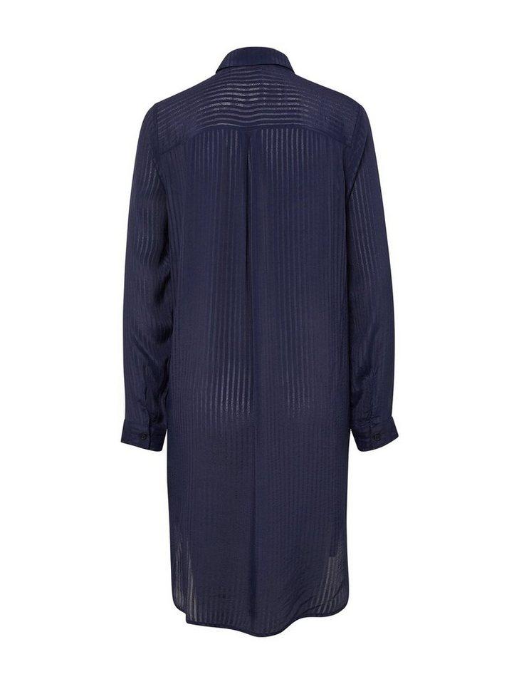 low priced 24824 273bc TOM TAILOR Denim Longbluse »Lang geschnittene Bluse mit Streifenmuster«  online kaufen | OTTO
