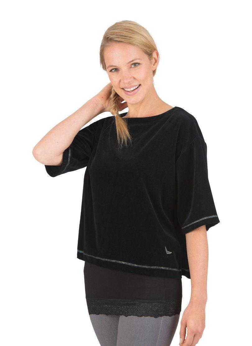 TRIGEMA Nicky Oversize Shirt