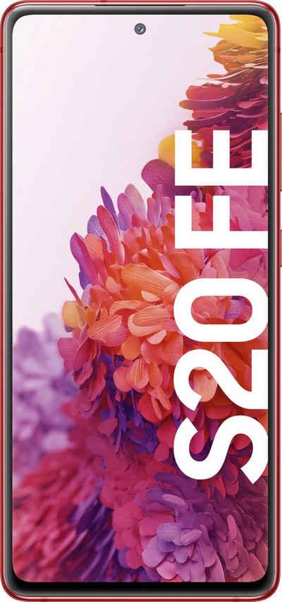 Samsung Galaxy S20 FE Smartphone (16,4 cm/6,5 Zoll, 128 GB Speicherplatz, 12 MP Kamera)