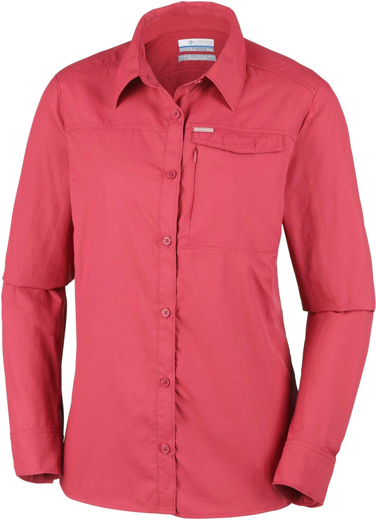 Columbia Bluse »Silver Ridge 2.0 Long Sleeve Shirt Women«