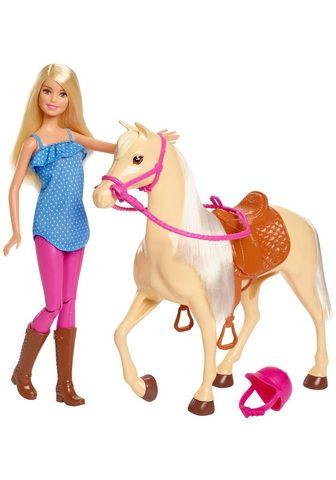 """® кукла """"Barbie Pferd mitPupp..."""