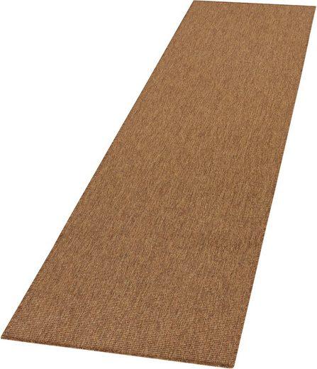Läufer »Nature«, BT Carpet, rechteckig, Höhe 5 mm, In- und Outdoor geeignet, Sisaloptik