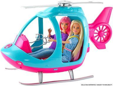 Mattel® Spielzeug-Hubschrauber »Barbie Reise Hubschrauber«