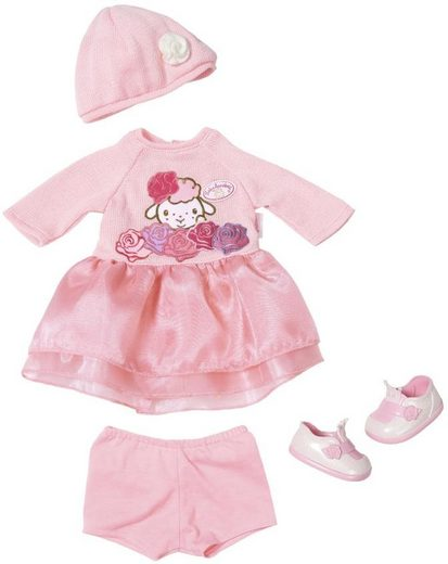 Zapf Creation® »Baby Annabell®Deluxe Strick-Set« Puppenkleidung