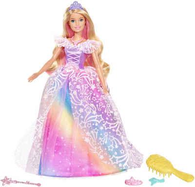 Barbie Anziehpuppe »Dreamtopia Prinzessin, blond im Ballkleid«