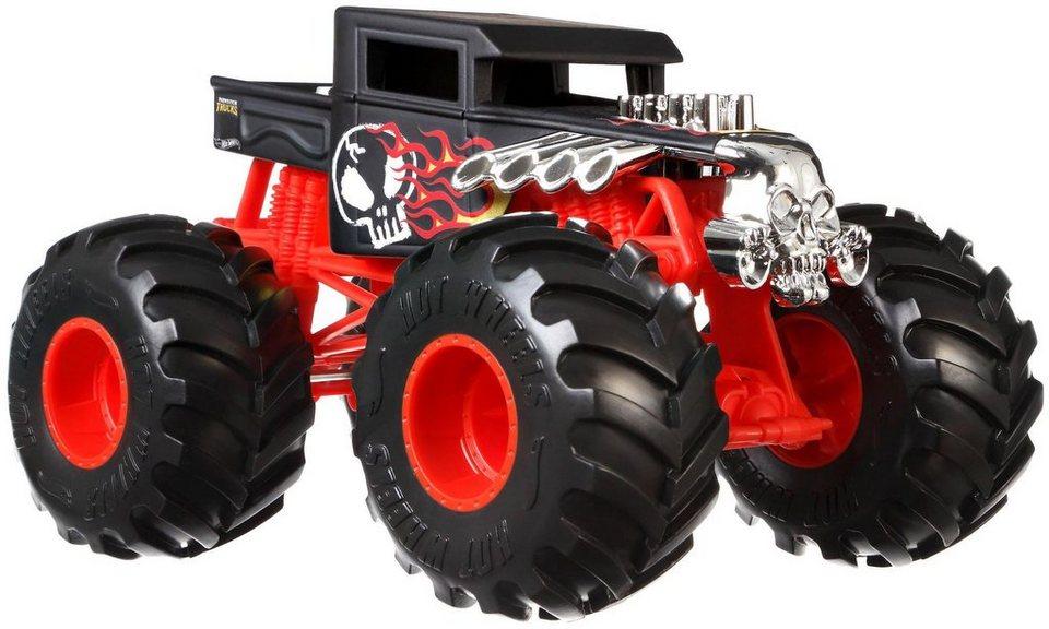 Monster Trucks For Sale >> Hot Wheels Spielzeug-Monstertruck »Die-Cast Bone Shaker ...
