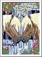 Ravensburger Malen nach Zahlen »Treue Pferde«, Bild 2