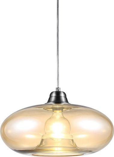 Nino Leuchten LED Pendelleuchte »LILLE«, LED Hängelampe, LED Hängeleuchte