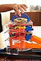Hot Wheels Spiel-Parkhaus »Super-Spin-Parkhaus mit Spielzeugauto«, Bild 5