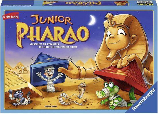 Ravensburger Spiel, »Junior Pharao«