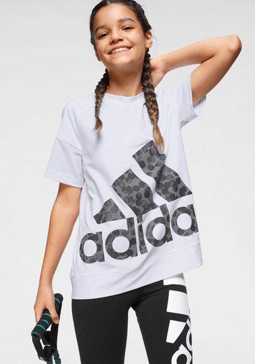 adidas Performance Funktionsshirt »YOUTH GIRLS TRAINING TEE«