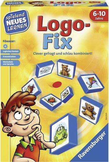 Ravensburger Spiel, »Logo-Fix«