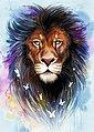 Ravensburger Puzzle »Majestätischer Löwe«, 1000 Puzzleteile, Bild 2