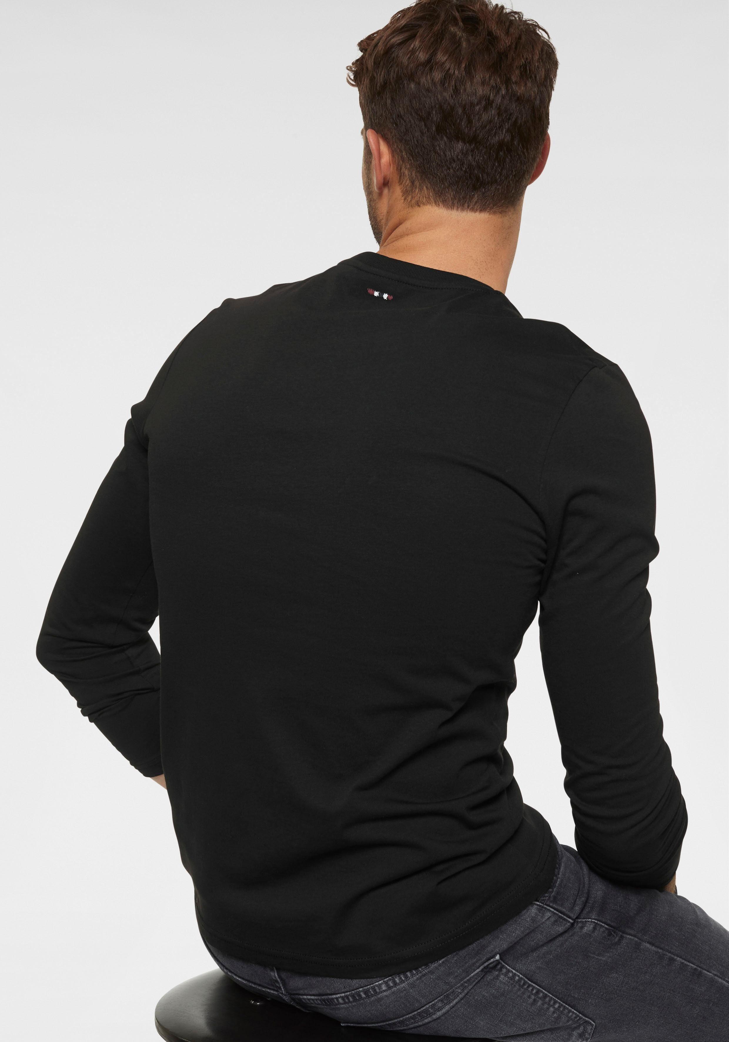 Napapijri Online Langarmshirt Napapijri Online Langarmshirt Kaufen wk80nPOX